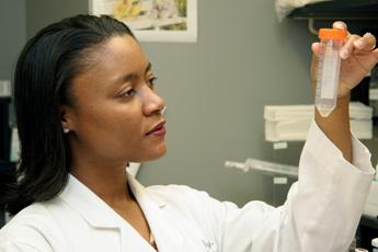 Dinitra White, Ph.D.