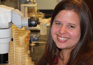 Stacy Alvares, Ph.D.