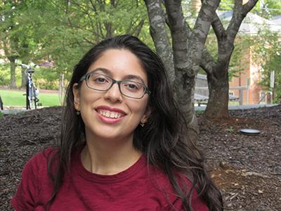 Andrea Suria, Ph.D.