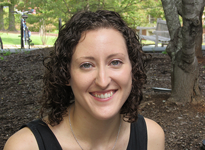 Caitlin Williams, Ph.D.